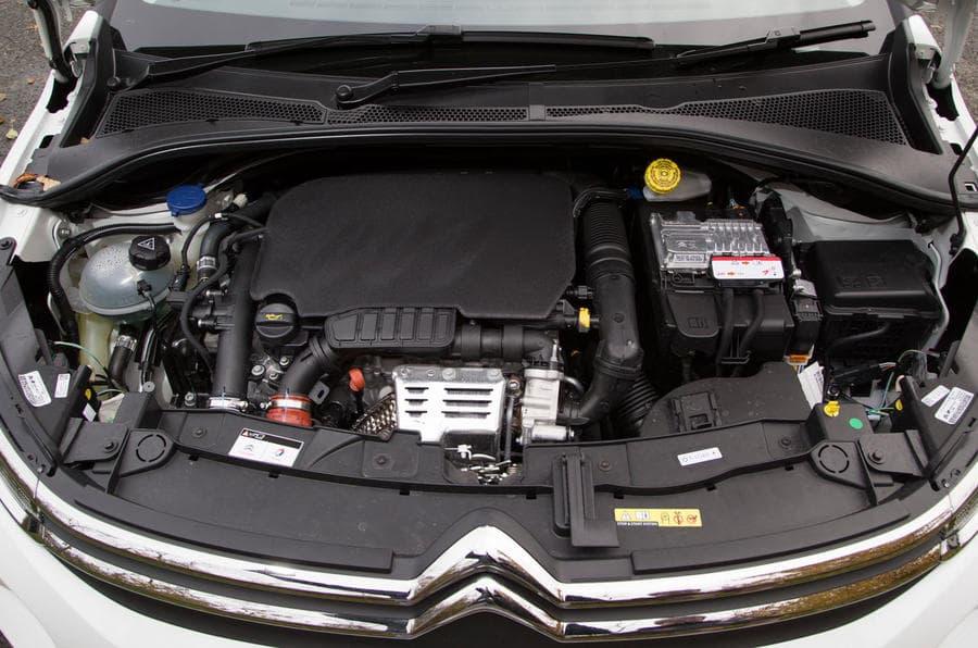 Профилактика двигателя Citroen Киев