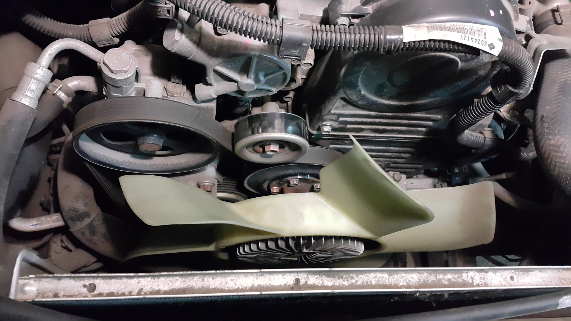 Замена ГРМ Mitsubishi Pajero Sport