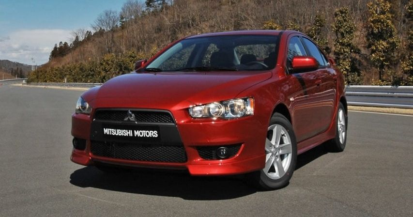 Mitsubishi Lancer: Руководство по ремонту и обслуживанию
