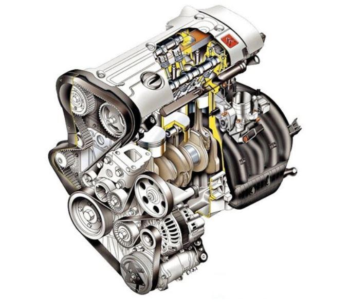 Двигатели серии EW Ситроен